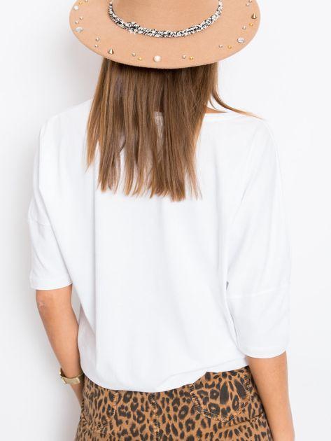 Biała bluzka Brittany                              zdj.                              2