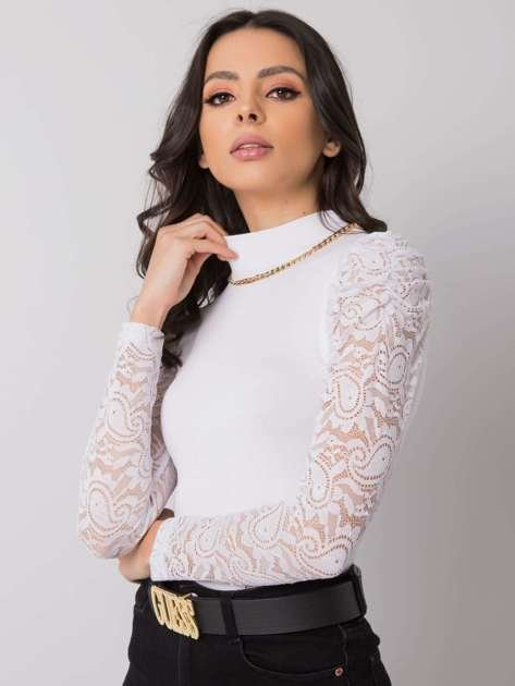 Biała bluzka Gilianna RUE PARIS