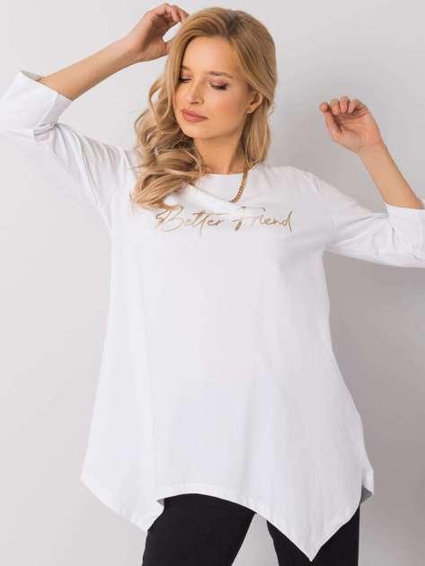 Biała bluzka Rylee