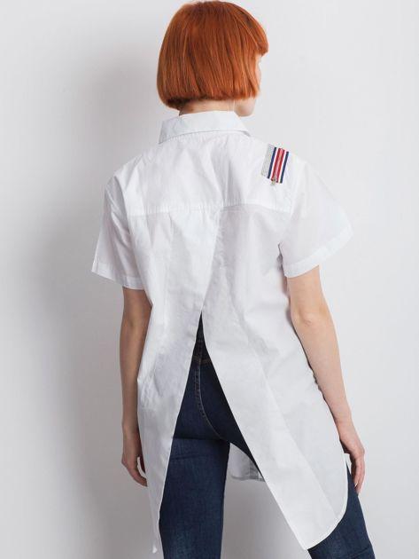 Biała koszula Cluelessly                               zdj.                              2