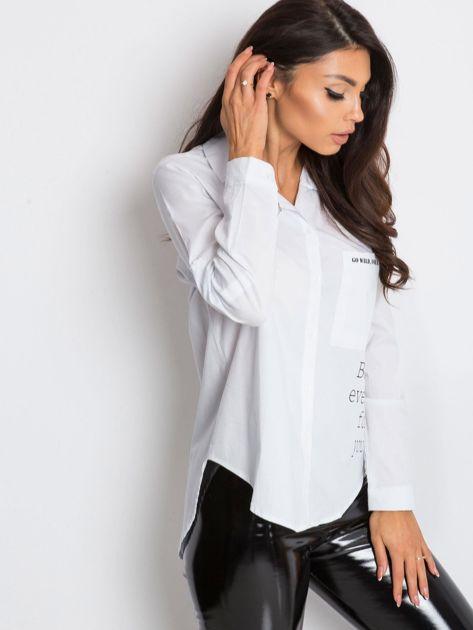 Biała koszula Ensamble                              zdj.                              3