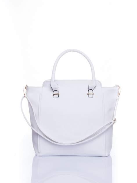 Biała torba shopper bag                                  zdj.                                  1