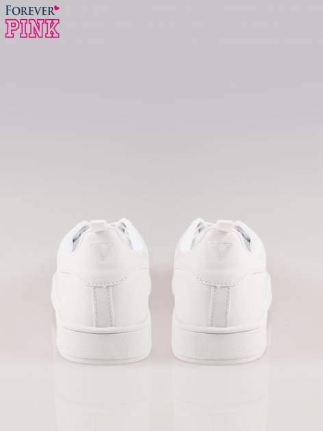Białe buty sportowe damskie                                  zdj.                                  3