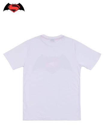 Biały t-shirt męski BATMAN V SUPERMAN                                  zdj.                                  11