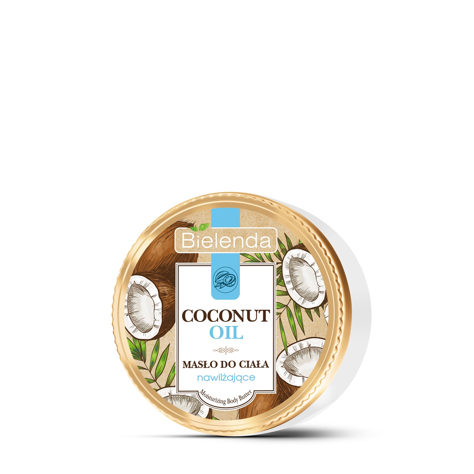 """Bielenda Coconut Oil Masło do ciała nawilżające  250ml"""""""