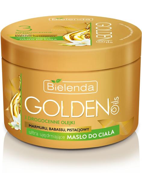 Bielenda Golden Oils Ultra Ujędrnianie Masło do ciała 200ml