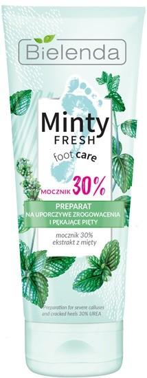 """Bielenda Minty Fresh Foot Care Preparat na uporczywe zrogowacenia i pękające pięty 75ml"""""""
