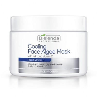 """Bielenda Professional Chłodząca maska algowa z rutyną i witaminą C 190 g"""""""
