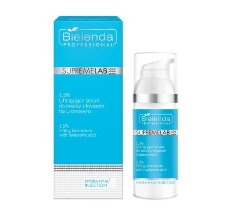 """Bielenda Professional Supremelab Hydra-Hyal2  Injection 1,5% Liftingujące serum do twarzy z kwasem hilauronowym 50g"""""""