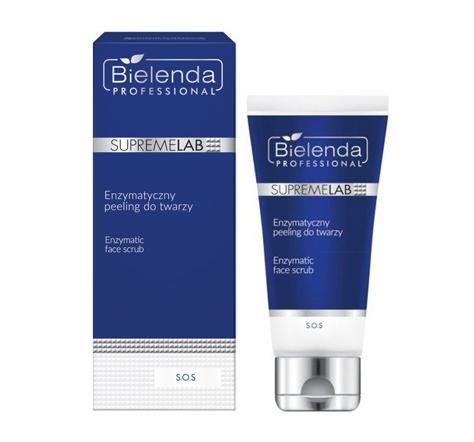 """Bielenda Professional Supremelab S.O.S Enzymatyczny peeling do twarzy 70g"""""""