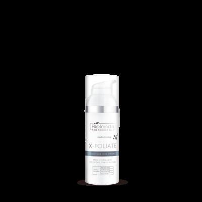"""Bielenda Professional X- FOLIATE Clear Skin krem z kwasami do skóry trądzikowej 50 ml"""""""