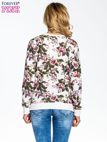 Bluza w kwiatowe wzory                                  zdj.                                  4