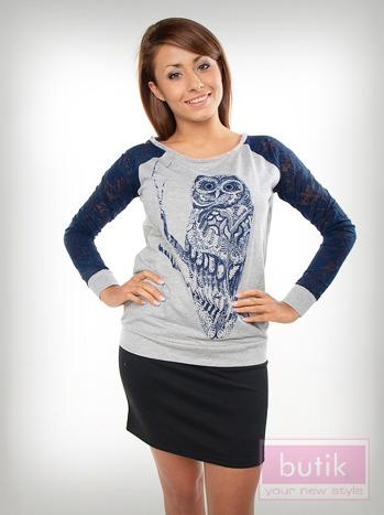 Bluza z ozdobną aplikacją                                  zdj.                                  6