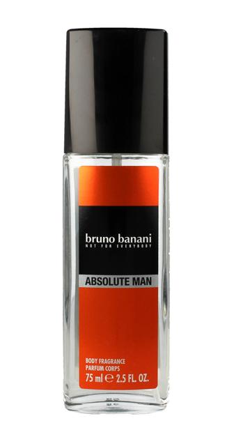 "Bruno Banani Absolute Man Dezodorant atomizer  75ml"""