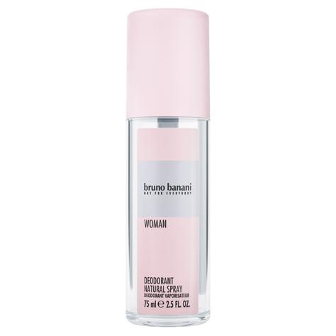 "Bruno Banani Woman Dezodorant naturalny spray  75ml"""