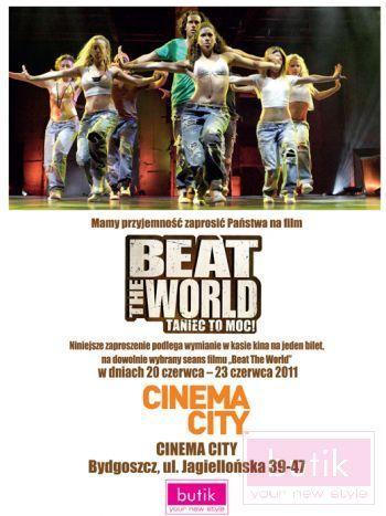 Bydgoszcz: Beat The World Taniec to moc!                                  zdj.                                  1