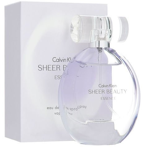 CALVIN KLEIN Sheer Beauty ESSENCE (W)EDT Damska woda toaletowa SP 100 ml                              zdj.                              1