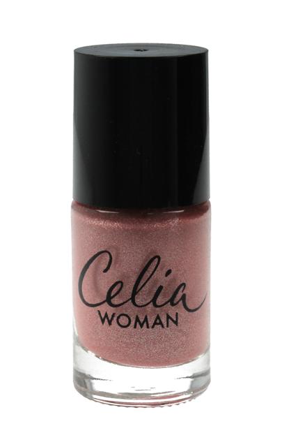 """Celia Woman Lakier do paznokci winylowy perłowy nr 205  10ml"""""""