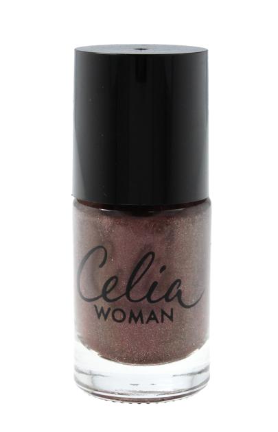 """Celia Woman Lakier do paznokci winylowy perłowy nr 208  10ml"""""""
