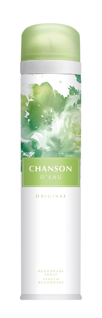 "Chanson D'Eau Original Dezodorant spray  200ml"""