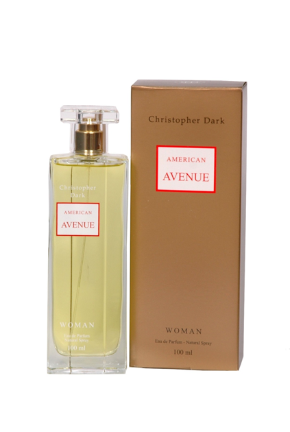"Christopher Dark Woman American Avenue Woda perfumowana 100ml"""