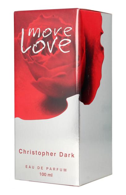 """Christopher Dark Woman More Love Woda perfumowana  100ml"""""""