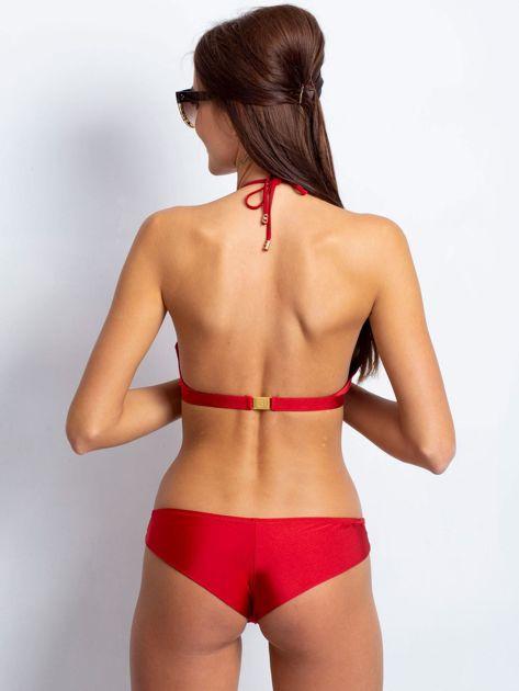 Ciemnoczerwone bikini Saraya                              zdj.                              2