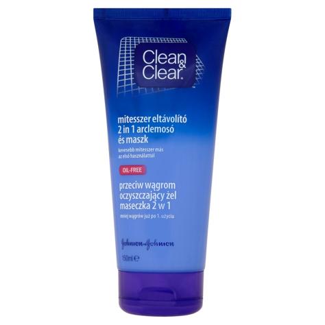 """Clean&Clear Głęboko oczyszczający  kremowy żel do mycia twarzy 150ml"""""""