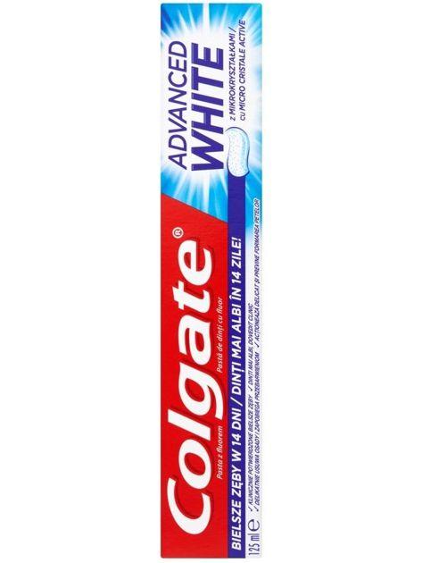 Colgate Pasta do zębów Advanced White 125 ml                              zdj.                              1