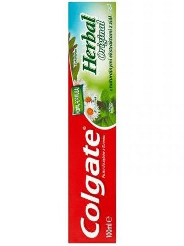 Colgate Pasta do zębów Herbal Original 100 ml                              zdj.                              1