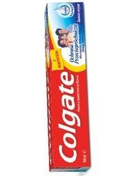 Colgate Pasta do zębów Ochrona Przeciwpróchnicza z fluorem i wapniem 100 ml                              zdj.                              1