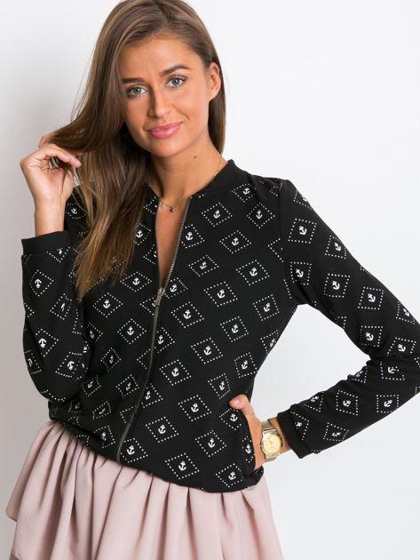 Czarna bluza Ever                              zdj.                              1