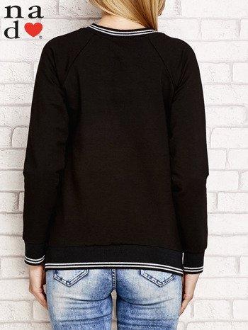 Czarna bluza z napisem SIEMA                                  zdj.                                  2
