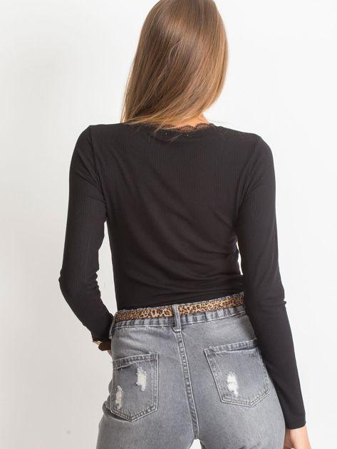 Czarna bluzka Debut                              zdj.                              2