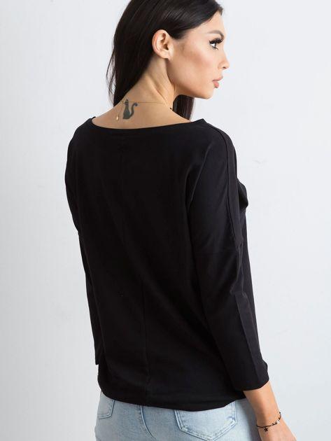 Czarna bluzka Fiona                              zdj.                              2