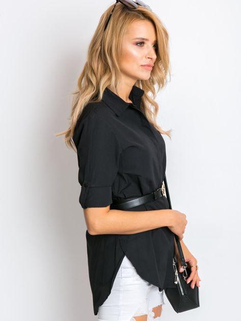 Czarna koszula Sharon                              zdj.                              3