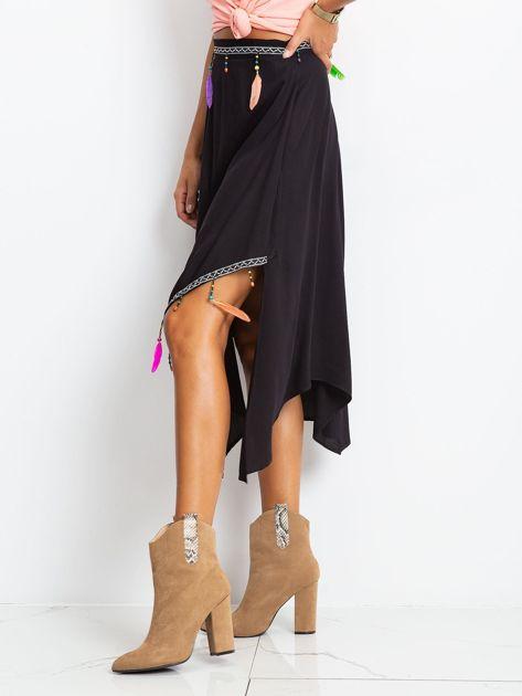Czarna spódnica AMAZON                              zdj.                              3