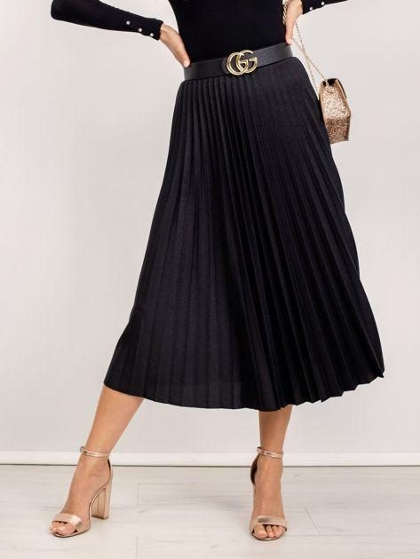 Czarna spódnica Dakota