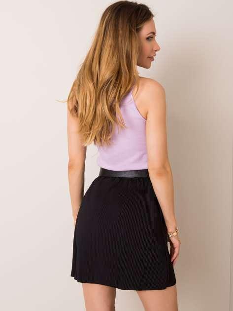 Czarna spódnica Delta                              zdj.                              5