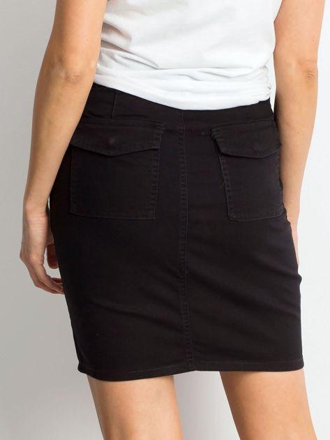 Czarna spódnica Growing                              zdj.                              2