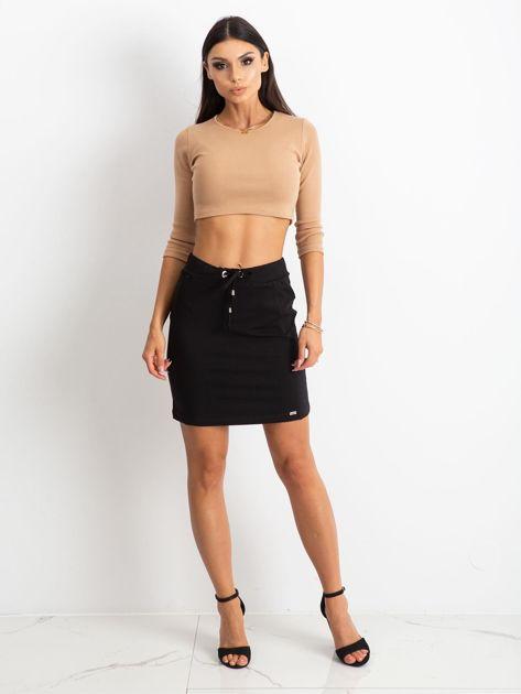 Czarna spódnica Increasingly                              zdj.                              4