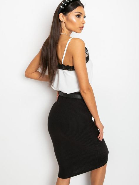 Czarna spódnica Macarena                              zdj.                              2