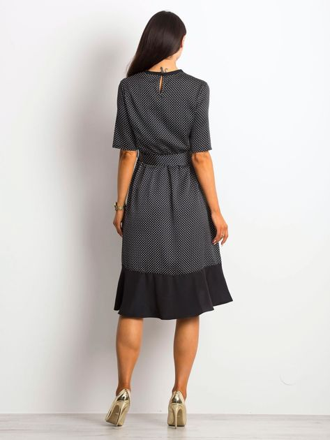 Czarna sukienka Breezy                               zdj.                              2