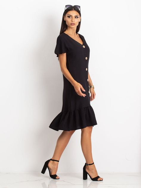 Czarna sukienka Corner                              zdj.                              3
