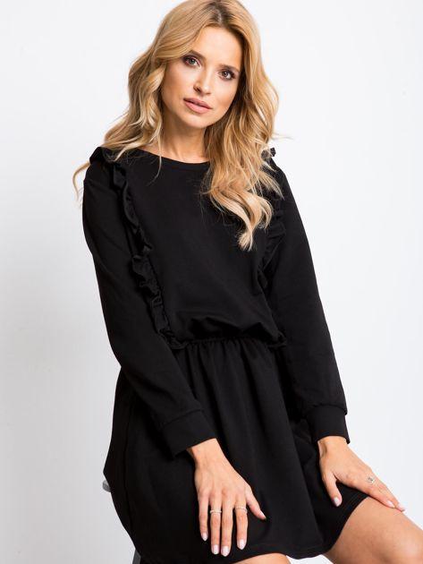 Czarna sukienka Day                              zdj.                              1