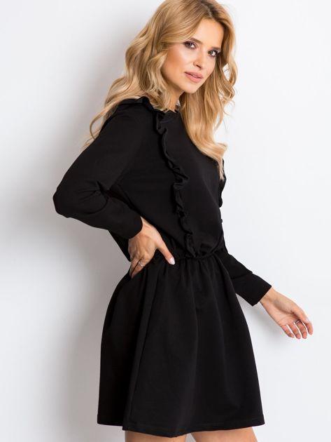 Czarna sukienka Day                              zdj.                              3