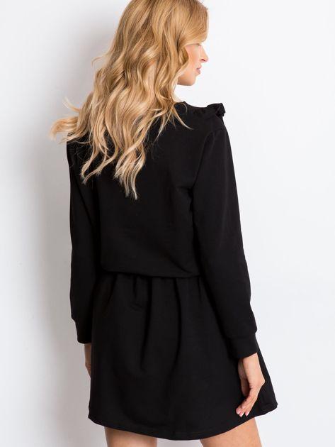 Czarna sukienka Day                              zdj.                              2