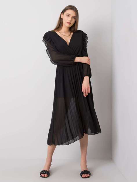 Czarna sukienka Frankie