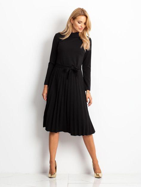 Czarna sukienka Midnight                              zdj.                              2