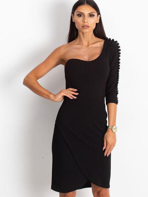 Czarna sukienka Night                              zdj.                              1